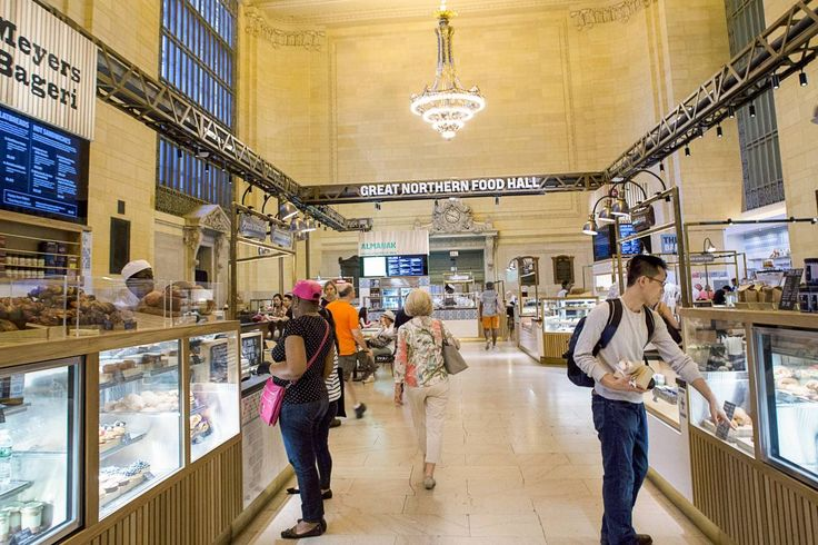 NYC's Best Food Halls | The Official Guide to New York City