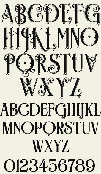 Letterhead Fonts / LHF Story Book / Vintage Style Fonts