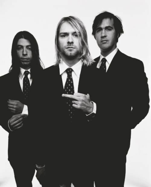 Nobody compares. Nirvana all the way<3