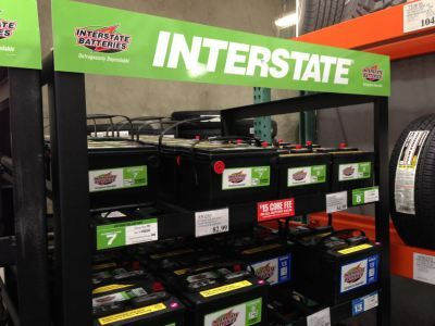 Interstate Car Batteries Costco