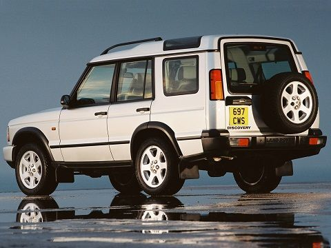 Land Rover Discovery (2003 – 2004) | All it took was one test drive at the dealership
