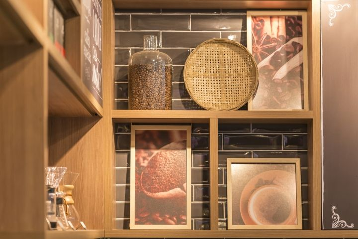 Kapeh store by Estúdio Jacarandá, Varginha - Brazil