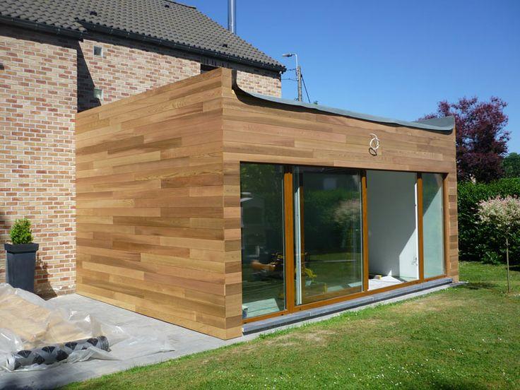 17 best images about extension la maison s 39 agrandit on for Extension maison 17