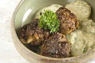 Frikadellen, bouletten (in Berlin) or German meatballs, by any name ...
