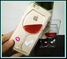 Case Carcasa para el iphone 6 con una copa de vino!!!