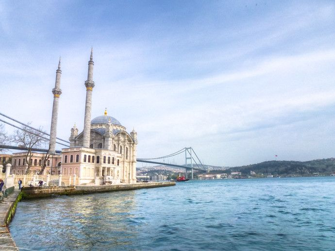 Is it safe to travel to Istanbul? by @foxnomad