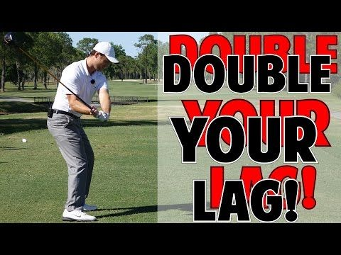 GOLF LAG IMPACT DRILL - DELOFT TO CRUSH YOUR IRONS - YouTube