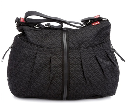 Babymel Amanda in Quilted Black. $139 and available on  www.dollface.com.au