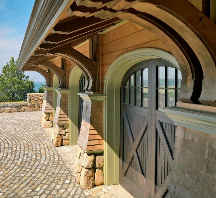 30 best images about garage doors on pinterest for Evergreen garage doors and service