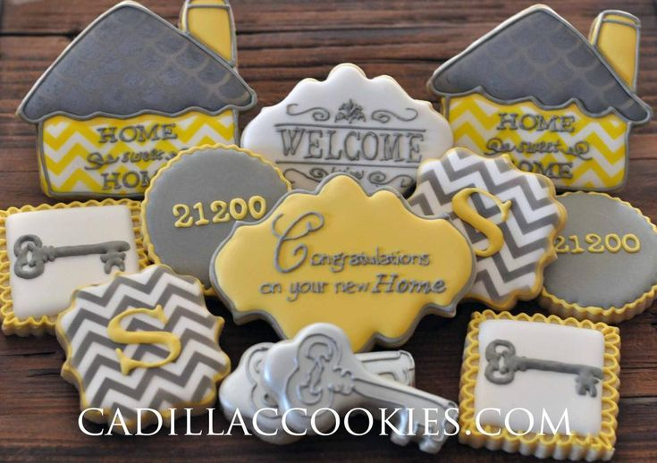 Housewarming   Cookie Connection