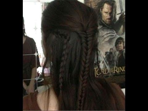 Legolas hair from LOTR hair Pinterest