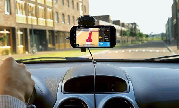 TomTom Navigation App