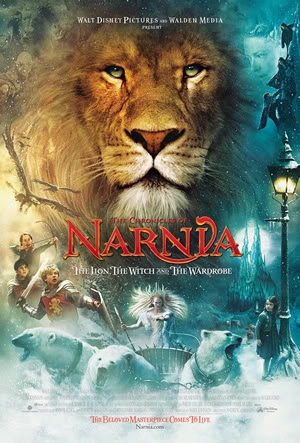 The Lion, The Witch, and The Wardrobe...this one is my favorite of the series. <3
