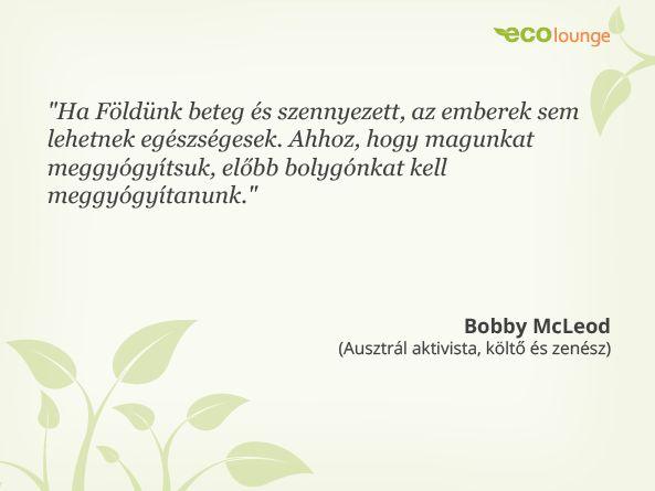 Bobby McLeod idézet/#qoute