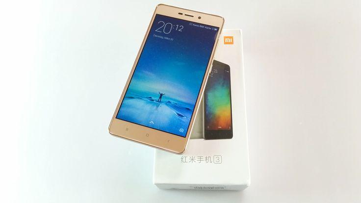 Xiaomi Redmi 3 Test - Im Review konnte das Smartphone durchweg überzeugen. Im Einzelnen wurde näher auf die Leistung, MIUI 7, die Kamera eingegangen. Das Xiaomi Redmi 3 ist ein super Mittelklasse Smartphone mit guter Verarbeitung, toller Kamera und schneller Hardware