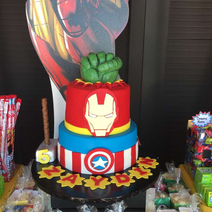 914 Best Images About Superhero Party Ideas On Pinterest