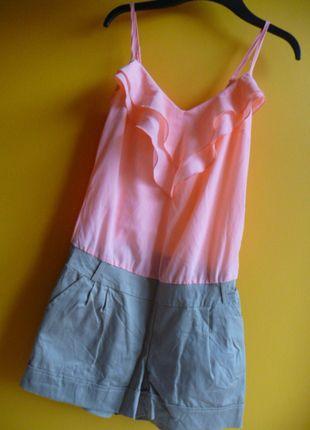 Kup mój przedmiot na #vintedpl http://www.vinted.pl/damska-odziez/kombinezony/8967241-sliczny-kombinezon-na-lato-tally-weijl-rozmiar-s