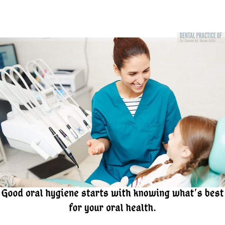 Share your concerns today with Dr. Bade. His dental clinic