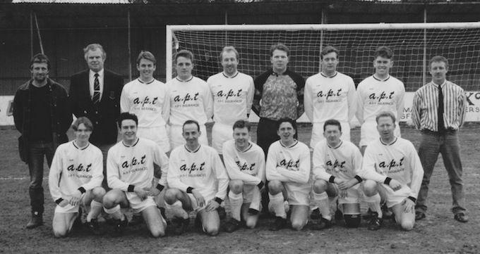 Faversham Town 1992-1993