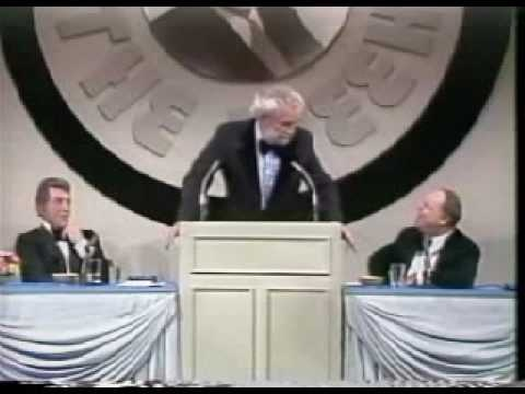 Foster Brooks roasts Don Rickles on Dean Martin Roast