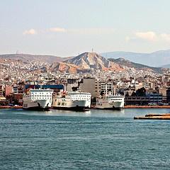 Piraeus ..My father's birthplace