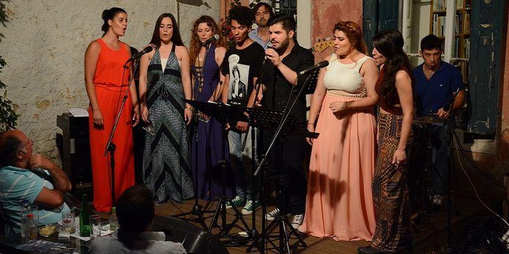 Διπλή παρουσίαση της Πολυφωνικής: Με το Ωδείο κάτω απ' τ' αστέρια και με το Vibrato στην Αγορά Αργύρη