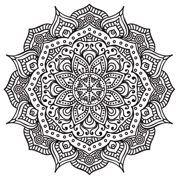 1761 best images about mandala on pinterest mandala coloring mandala book and coloring books. Black Bedroom Furniture Sets. Home Design Ideas
