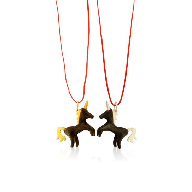 Unicorn lucky charms by Jewelietta