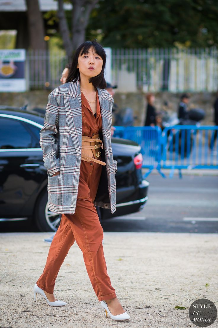 Paris SS 2017 Street Style: Miyuki Uesugi