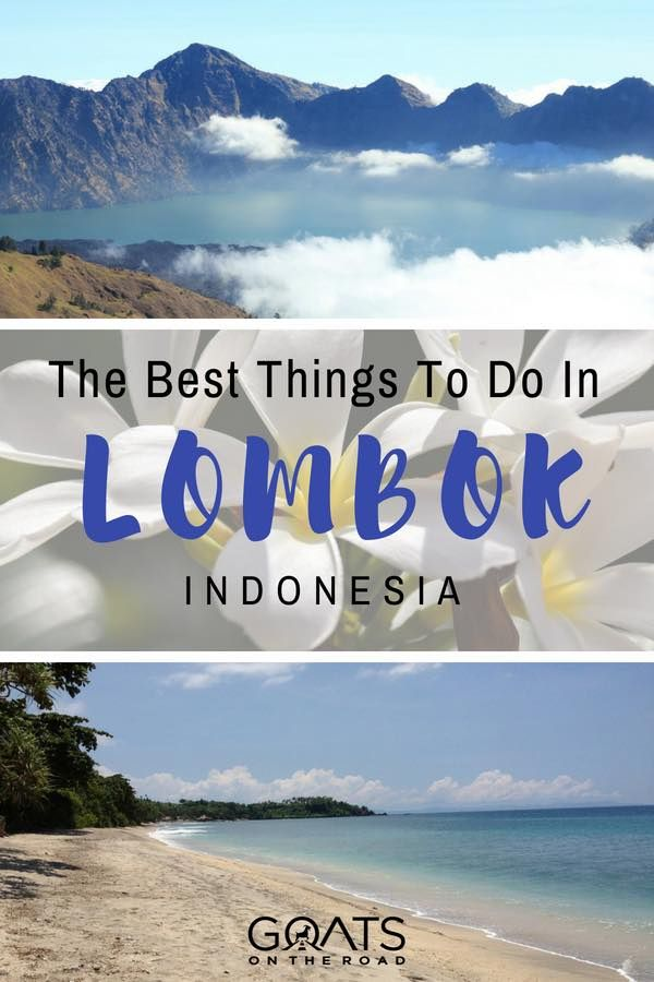 15 Awesome Things To Do In Lombok With Images Lombok Asia