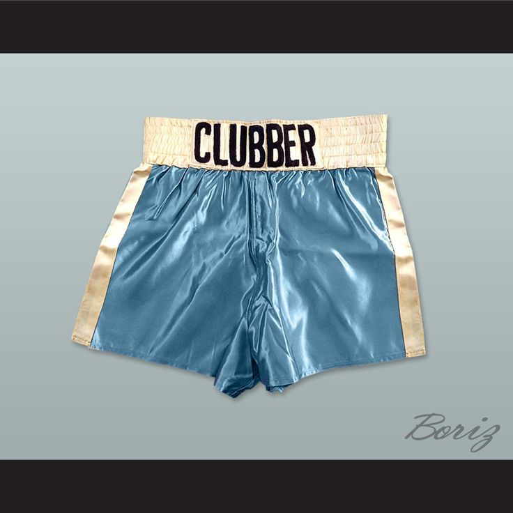 Mr. T Clubber Lang Boxing Shorts. HIGH QUALITY SATIN SHORTSDRAWSTRING WAISTEMBROIDERED GRAPHICSALL SIZES AVAILABLESHIPPING TIME 3-5 WEEKS WITH ONLINE TRACKING NUMBERWAIST SIZE:XS-15-18 Inches Waist S-18-21 Inches Waist M-21-24 Inches Waist L- 24-27 Inches Waist XL- 27-30 Inches Waist 2XL-30-33 Inches Waist 3XL-33-36 Inches Waist 4XL-36-39 Inches Waist 5XL- 39-42 Inches WaistTOP TO BOTTOM MEASUREMENT (B):13 Inches 15 Inches 17 Inches 19 Inches 21 Inches 23 InchesPLEASE PUT WAIST...