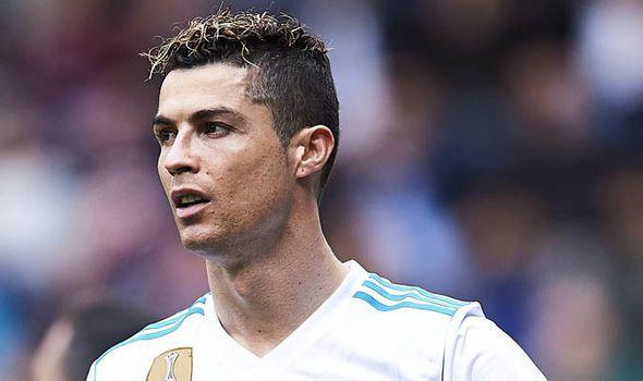 MANCHESTER UNITED FC NEWS: Cristiano Ronaldo: Real Madrid ace tells Jorge Men...