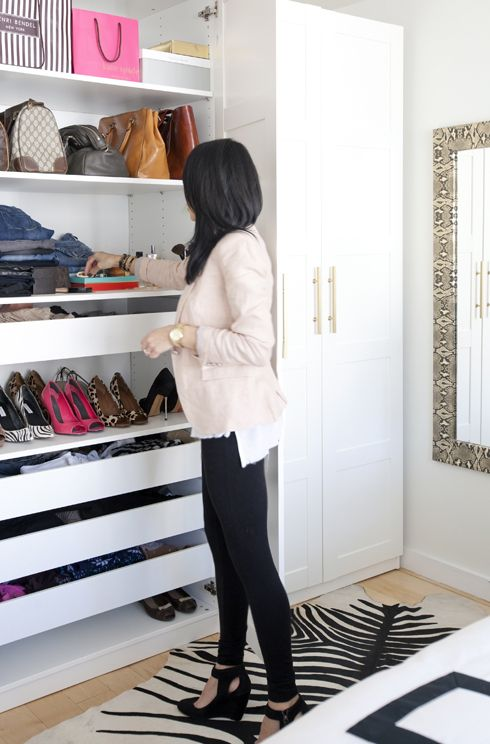 closet - PAX wardrobes from IKEA