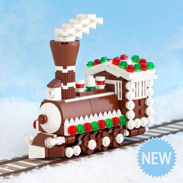 Les créations Lego de Noël 2014 de Powerpig