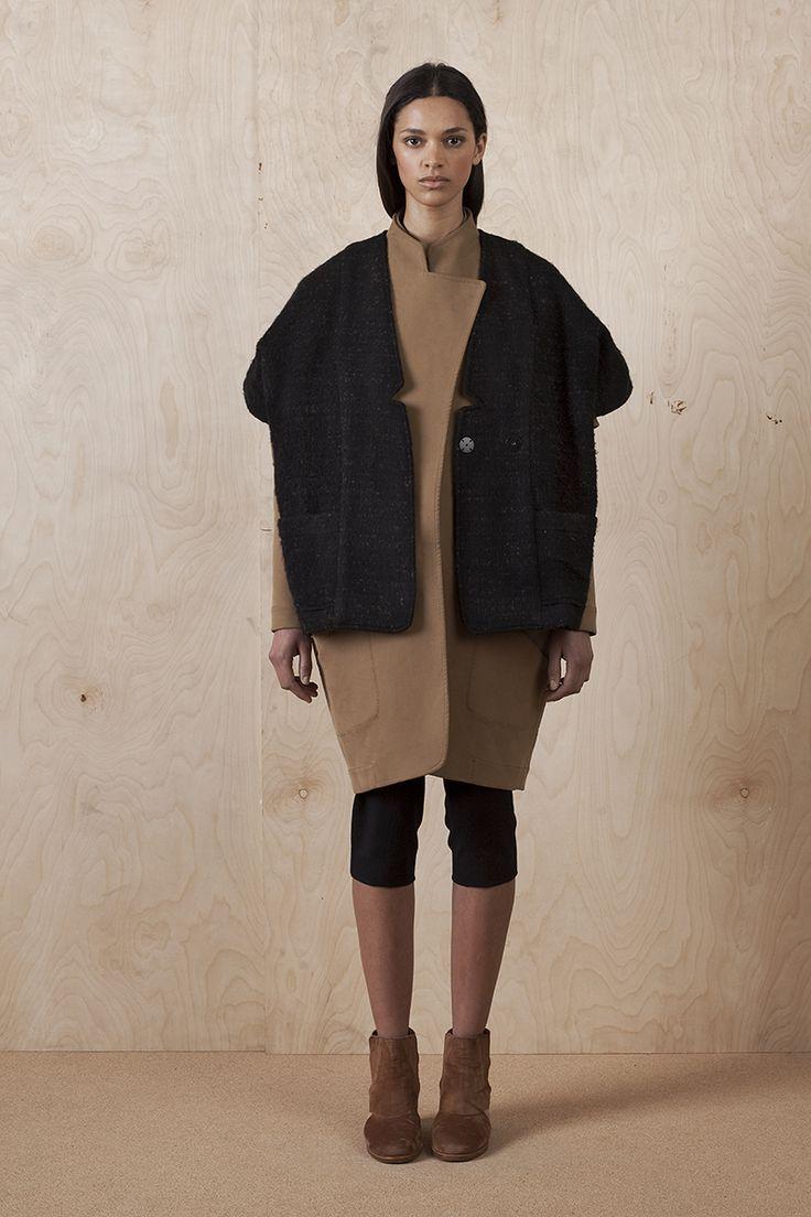 Zero + Maria Cornejo Pre-Fall 2015 Runway – Vogue