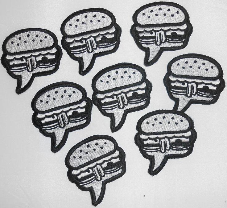 badges hamburger