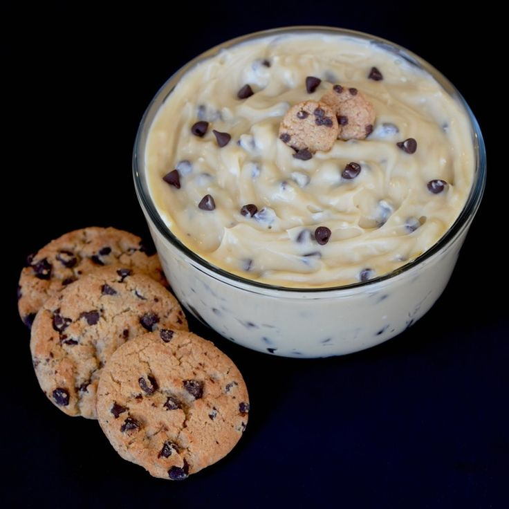 Chocolate Chip Cookie Dough Dip Is About To Become Your New Favorite Snack