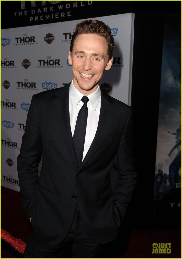 thor 2 hollywood prem | Tom Hiddleston & Kat Dennings: 'Thor' Hollywood Premiere! | Anthony ...