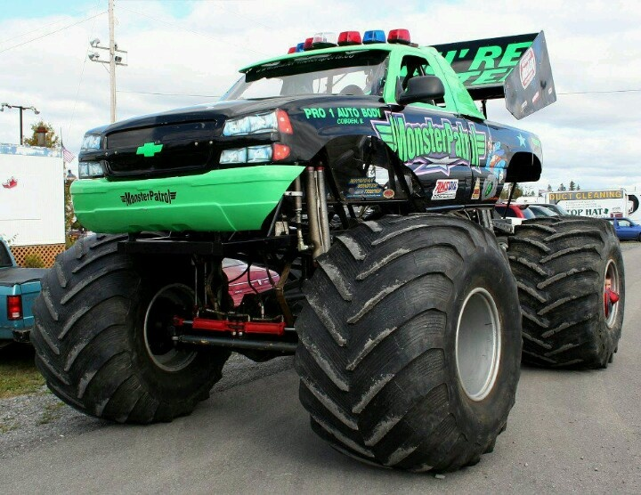Best Big Wheel S Monster Tracks Images On Pinterest Monster