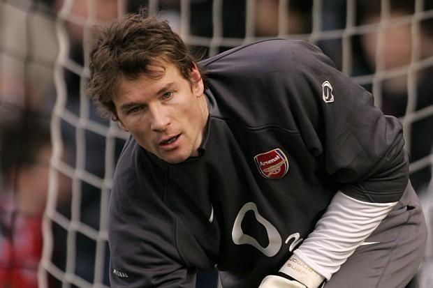 Jens Lehmann, Arsenal