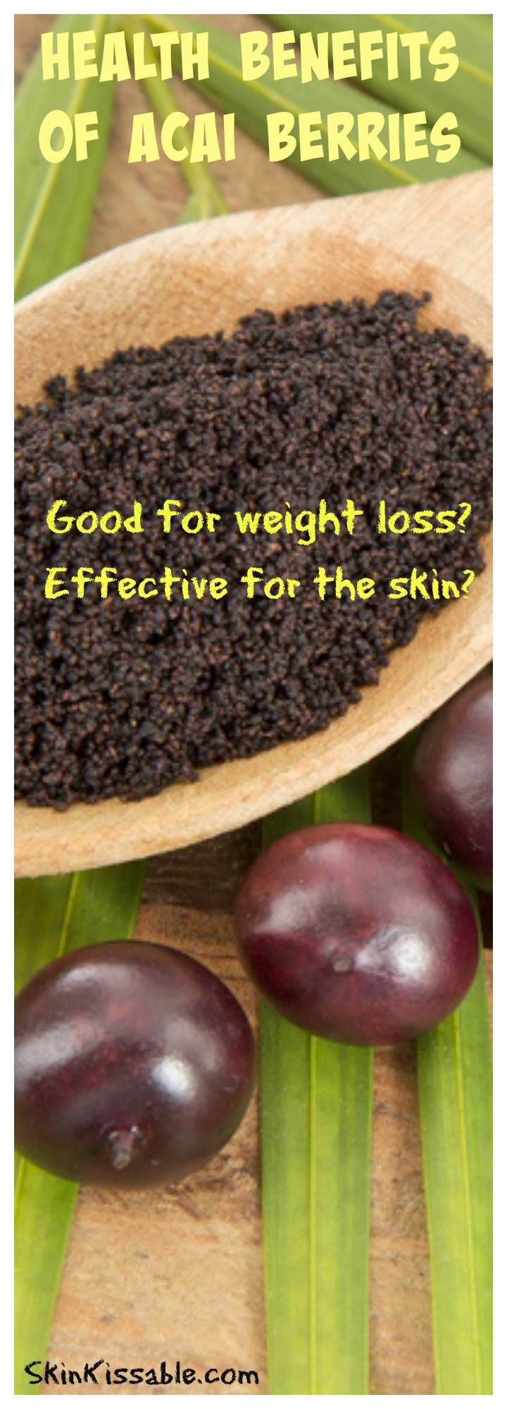 Health benefits of Acai berries. What is the Fruit and Juice Good for?