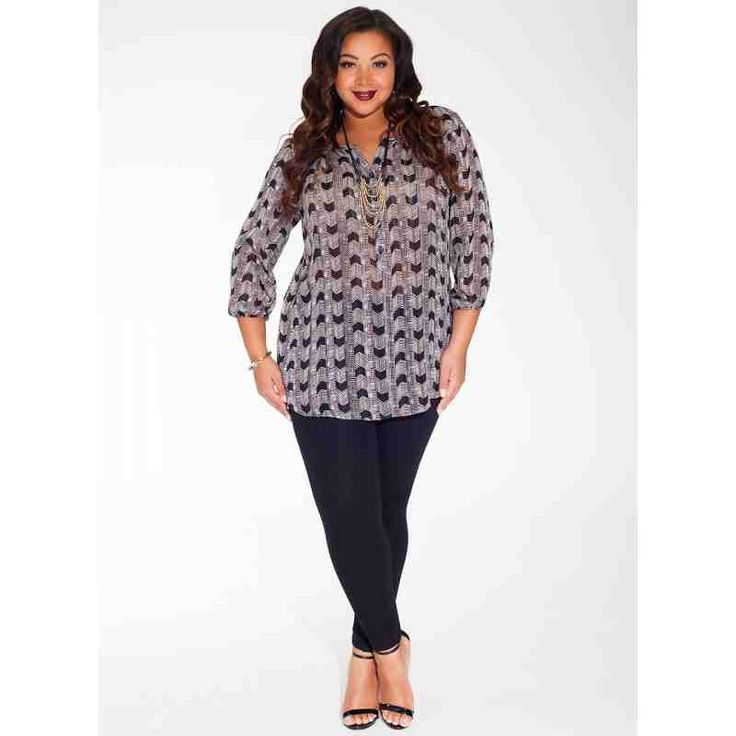 PRE-ORDER - Livia Plus Size Tunic in Slate Tower $113.00 http://www.curvyclothing.com.au/index.php?route=product/product&path=95_96&product_id=8531