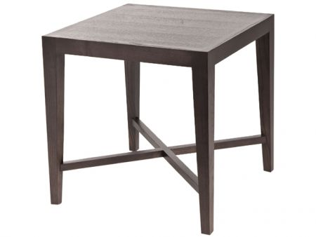 Ascot Square Mocca Side Table. Square or round available $405