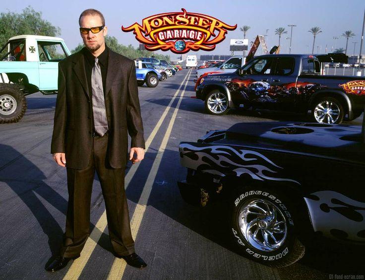 85 best images about el jefe aka jesse james on pinterest - Jesse james monster garage ...