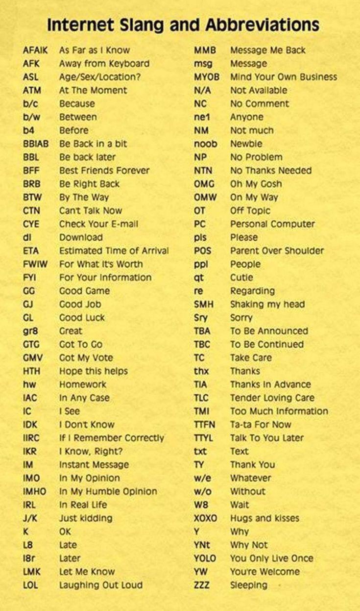 Medical abbreviations taco - The 25 Best Siglas E Abreviaturas Ideas On Pinterest Esl Adjetivos Ingleses And Origem Da Lingua Inglesa