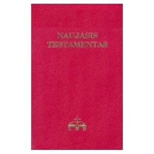 Naujasis Testamentas (Lithuanian Edition)