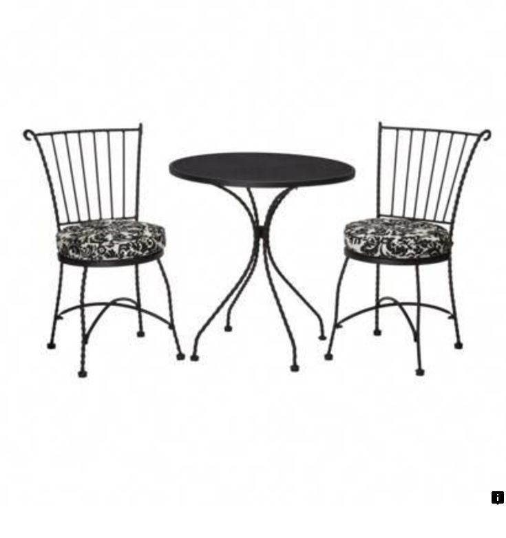 Learn About Iron Bistro Table And Chairs Click The Link To Find