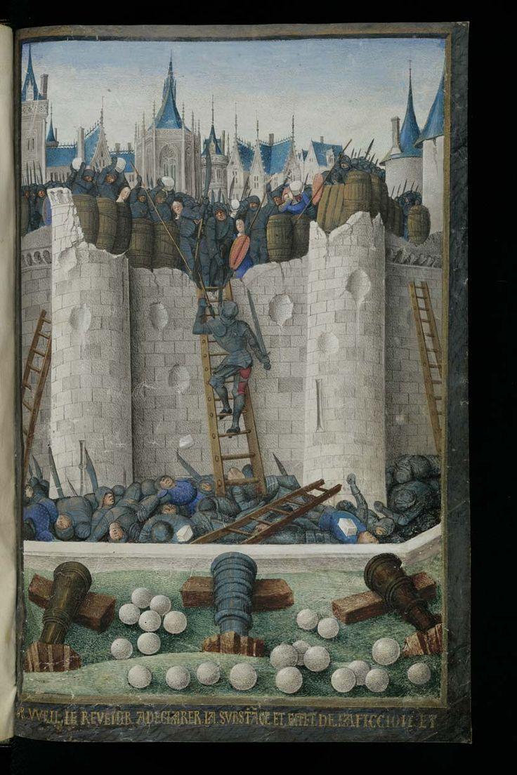 Cologny, Fondation Martin Bodmer, Cod. Bodmer 144, f. 45r – René d'Anjou: Le mortifiement de vaine plaisance