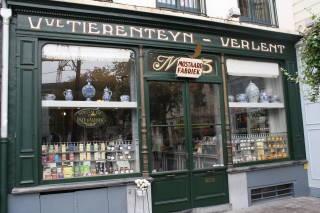 Famous Mustard Shop Yves Tierenteyn Verlent