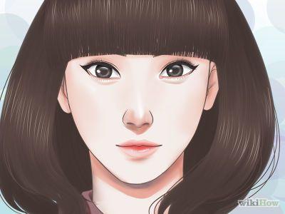 Cómo hacer que tu rostro parezca el de una chica coreana